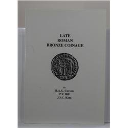 Carson: Late Roman Bronze Coinage
