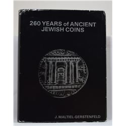 Maltiel-Gerstenfeld: 260 Years of Ancient Jewish Coins a Catalogue