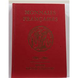 Gadoury: (Signed) Monnaies Françaises 1789-2001