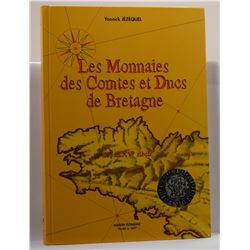 Jezequel: Les Monnaies des Comtes et Ducs de Bretagne Xe au XVe siècle