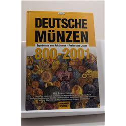 Weege: Deutsche Münzen Ergebnisse aus Auktionen 800-2001