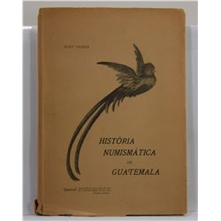 Prober: História Numismática de Guatemala