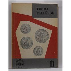 Pohl: Tiroli Tallérok 1482-1777