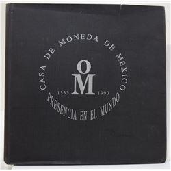Angel Porrua: Casa de Moneda de Mexico; Presencia de en el Mundo 1535-1990