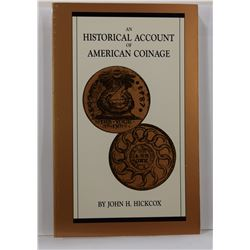 Hickcox: An Historical Account of American Coinage