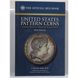 Judd: United States Pattern Coins
