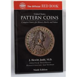 Judd: United States Pattern Coins: Complete Source for History, Rarity, and Values