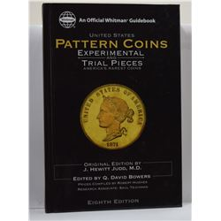 Judd: United States Pattern Coins: Experimental and Trial Pieces - America's Rarest Coins