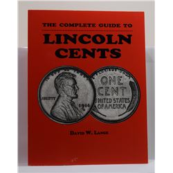 Lange: The Complete Guide to Lincoln Cents
