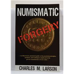 Larson: (Signed) Numismatic Forgery