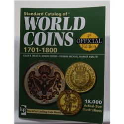 Bruce: Standard Catalog of World Coins 1701 – 1800