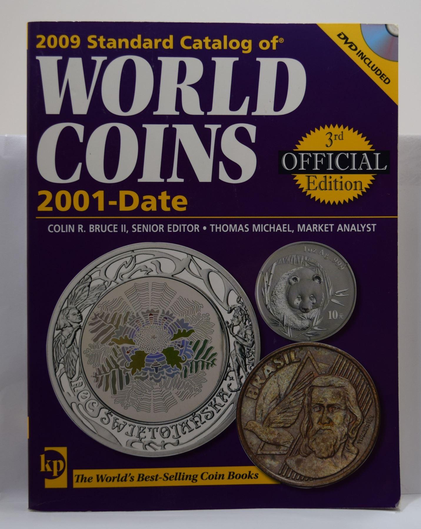 Bruce: Standard Catalog of World Coins 2001 - Date