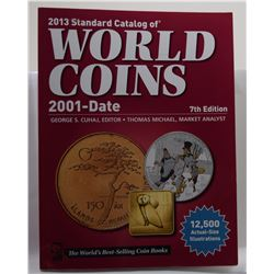 Cuhaj: 2013 Standard Catalog of World Coins 2001-Date