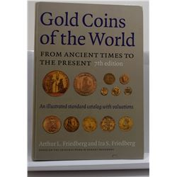 Friedberg: Gold Coins of the World from Ancient Times to the Present