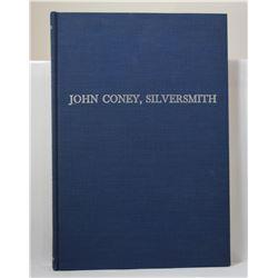 Clarke: John Coney, Silversmith 1655-1722