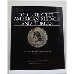 Jaeger: (Signed) 100 Greatest American Medals and Tokens