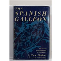 Watkins: The Spanish Galleon: An Unusual Adventure Story of Lost Treasure