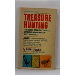 Steiger: Treasure Hunting: 150 Choice Treasure Troves Arranged According to State and Area