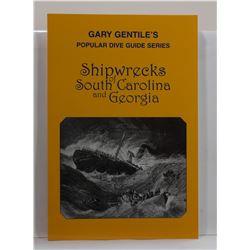 Gentile: Shipwrecks of South Carolina and Georgia