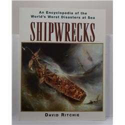 Ritchie: Shipwrecks: An Encyclopedia of the World's Worst Disasters at Sea