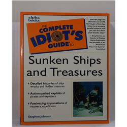 Johnson: The Complete Idiot's Guide to Sunken Ships and Treasure