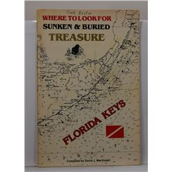 Martindell: Where to Look for Sunken & Buried Treasure: Florida Keys