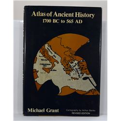 Grant: Atlas of Ancient History 1700 BC to 565 AD