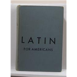 Ullman: Latin for Americans