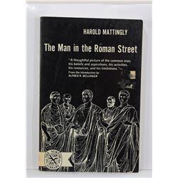 Mattingly: The Man in the Roman Street