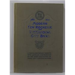 The National City Bank: Modern New Rochelle and The National City Bank 1899-1909