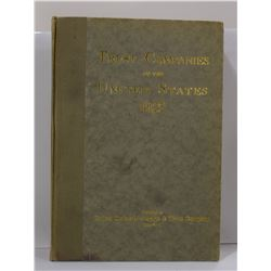 United States Mortgage & Trust Company: Trust Companies of the United States 1925