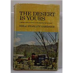 Gardner: The Desert is Yours