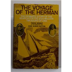Wright: The Voyage of the Herman: The Dramatic Story of the Search for the $100 Million Treasure of