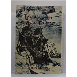 Hakluyt: Divers Voyages Touching on the Discouerie of America