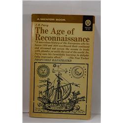 Parry: The Age of Reconnaissance
