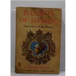Romoli: Balboa of Darién: Discoverer of the Pacific