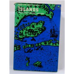 Manley: Islands: Their Lives, Legends, and Lore