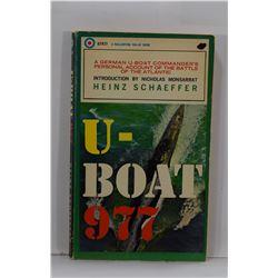 Schaeffer: U-Boat 977