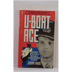 Vause: U-Boat Ace: The Story of Wolfgang Luth
