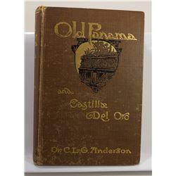 Anderson: (Signed) Old Panama and Castilla del Oro