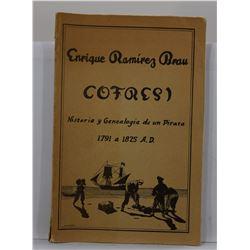 Brau: Cofresi: Historia y Genealogia de un Pirata 1791-1825