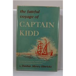 Hinrichs: The Fateful Voyage of Captain Kidd