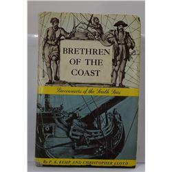 Kemp: Brethren of the Coast: Buccaneers of the South Seas