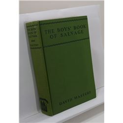 Masters: The Boy's Book of Salvage