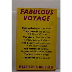 MacLiesh: Fabulous Voyage