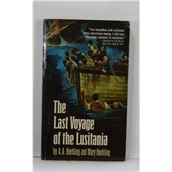 Hoehling: The Last Voyage of the Lusitania