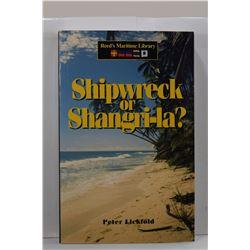 Lickford: Shipwreck or Shangri-la