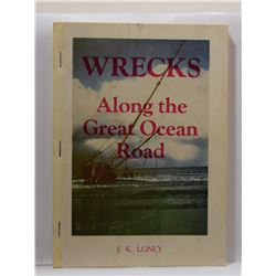 Loney: Wrecks along the Great Ocean Road