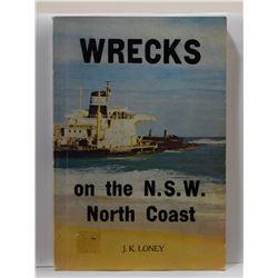 Loney: Wrecks on the N.S.W. North Coast
