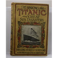 Marshall: The Sinking of the Titanic and Great Sea Disasters